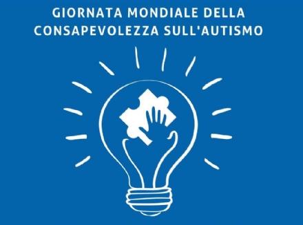 VENARIA - La città celebra la «Giornata mondiale sullautismo»