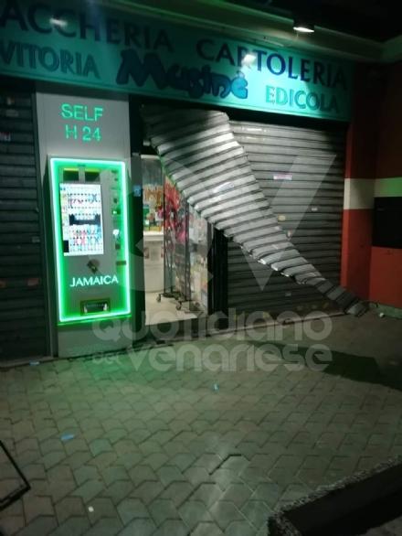PIANEZZA - Arriva la «Fase 2» e i ladri tornano a colpire: presa di mira una tabaccheria