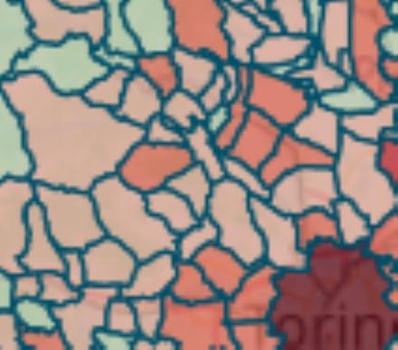VIRUS - I DATI NEI COMUNI: Salgono ad Alpignano, Borgaro, Collegno, Grugliasco. In calo a Rivoli e Venaria