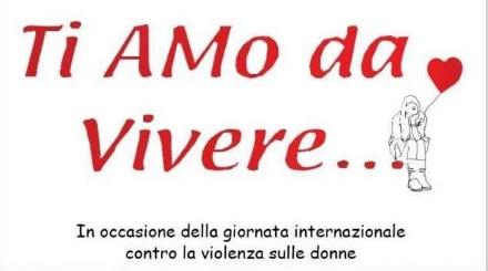 VENARIA - Ti amo da vivere: il Pd contro la violenza sulle donne