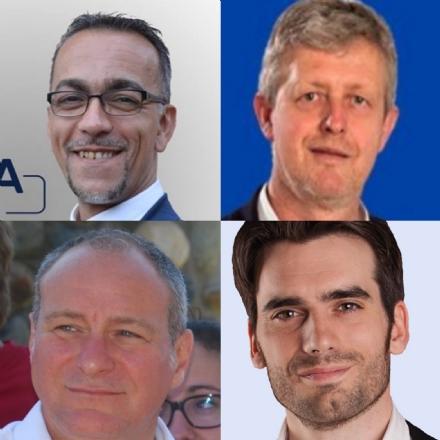 COLLEGNO - ELEZIONI 2019: In quattro per la poltrona di sindaco