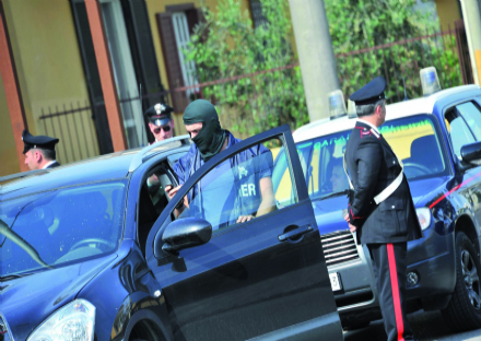 NDRANGHETA A CASELLE - I carabinieri del Ros arrestano una persona - VIDEO