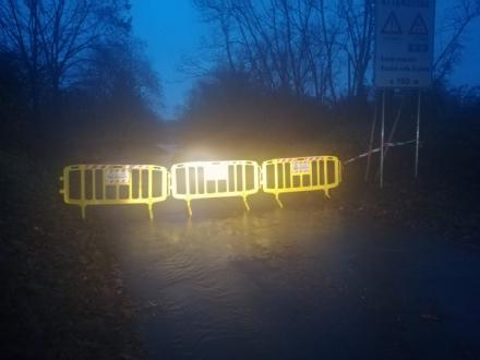MALTEMPO - Rimane lallerta rossa. Monitorati fiumi, torrenti e guadi: preoccupano Ceronda e Stura