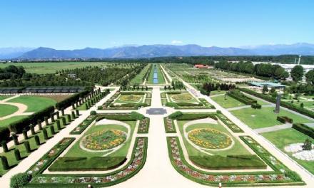 VENARIA - I Giardini della Reggia sono il «Parco più bello dItalia» per il 2019