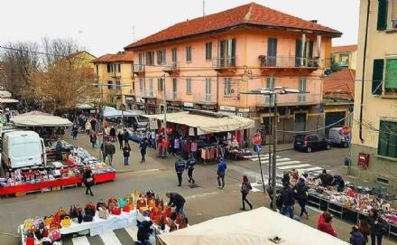 VENARIA-RIVOLI- Coronavirus, stop ai mercati rionali nelle due cittadine