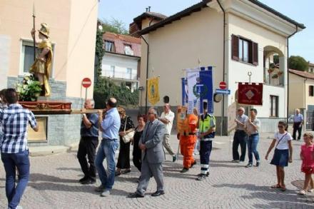 GIVOLETTO - Torna la Patronale di San Secondo, ma senza la fiera commerciale