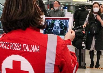 CASELLE - Coronavirus, atterrati il 19 febbraio in aeroporto i tre passeggeri cinesi in un primo momento «positivi»