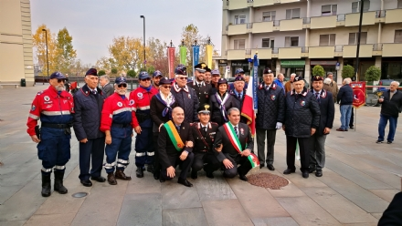 VENARIA - Questo pomeriggio la celebrazione della Virgo Fidelis, patrona dellArma dei Carabinieri