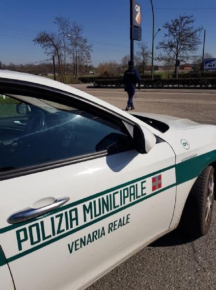 VENARIA - Il sindaco va «in pattuglia» con la polizia municipale per «vedere meglio la Città»