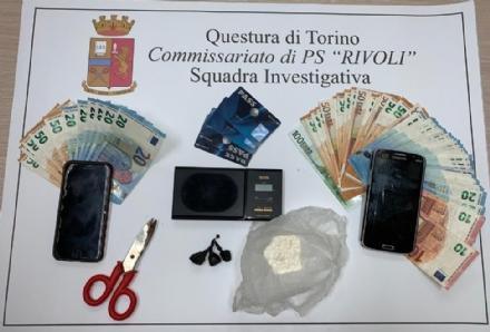 ALPIGNANO-RIVOLI - I due arrestati per spaccio: «lo facevamo per pagare i debiti della ditta»