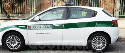 VENARIA - Scontro auto-bici in corso Garibaldi: ciclista 50enne finisce in ospedale
