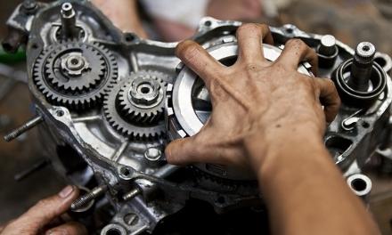 CRONACA - Lofficina che riparava moto era completamente illegale: scoperta dalla Finanza
