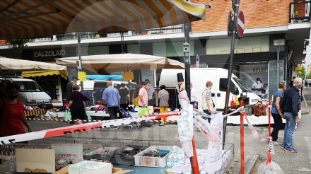 VENARIA - Arrivano le cartelle per loccupazione del suolo pubblico: ambulanti penalizzati