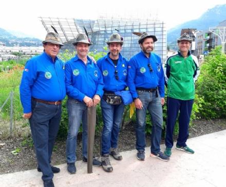 VAL DELLA TORRE - Domani la festa annuale degli Alpini al Colle Portia: il programma