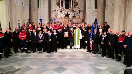 VENARIA - Questa sera la celebrazione della Virgo Fidelis a SantUberto