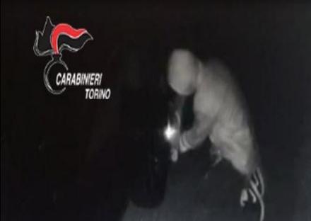 RIVOLI - Brucia i cassonetti in viale Partigiani dItalia: arrestato un secondo piromane