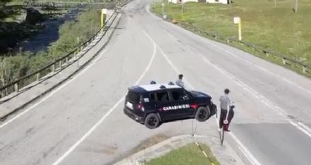 SICUREZZA - 2 GIUGNO: Intensificati i controlli da parte dei carabinieri lungo le provinciali