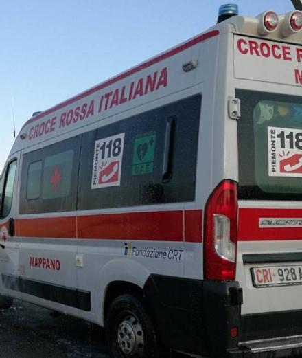 MAPPANO - Ambulanza della Croce Rossa presa a sassate al campo nomadi di via Germagnano