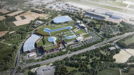 CASELLE - A fine 2022 lapertura del «Caselle Open Mall»