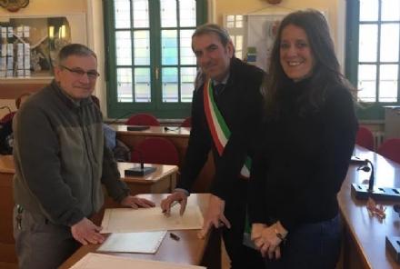 VENARIA - Don Martino Botero Gomez è cittadino italiano