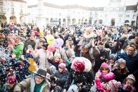 VENARIA - Domani è tempo di Real Carnevale: orari e percorso