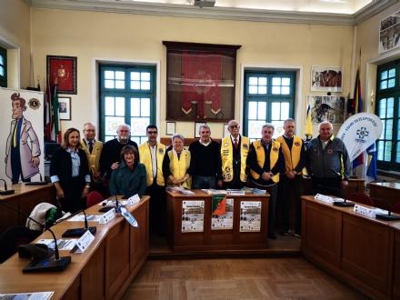VENARIA - In piazza Vittorio ecco il Campus Medico gratuito organizzato dai Lions
