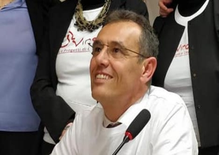 CASELLE - Mauro Esposito, dallingresso in consiglio comunale alla cittadinanza onoraria a Vinovo