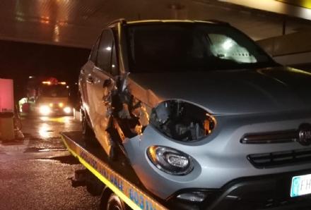 VENARIA-SAVONERA-MAPPANO - Ubriaco al volante provoca un incidente: denunciato