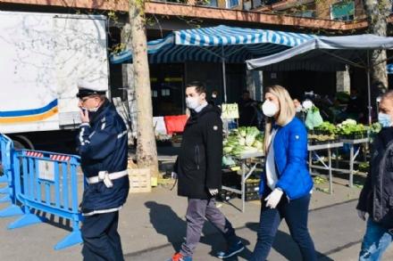 RIVOLI - In città si controlla la sicurezza nei mercati e supermercati e anche i prezzi della merce