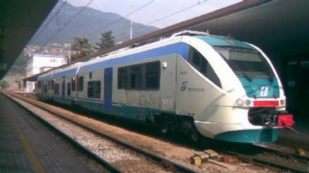 ALPIGNANO - Donna investita da un treno in stazione: ricoverata alle Molinette