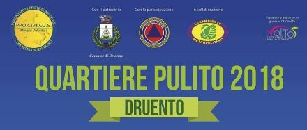 DRUENTO - Ecco «Quartiere Pulito»: cittadini e volontari uniti per pulire il territorio