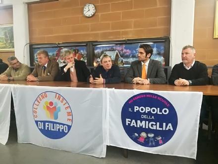 COLLEGNO - ELEZIONI 2019: Il centrodestra (più unito che mai) appoggia Fabrizio Bardella