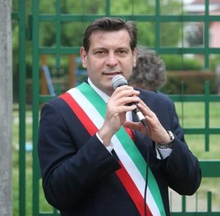 BORGARO - Gli auguri del sindaco Claudio Gambino