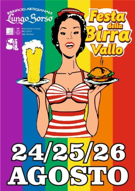 VALLO - Fine settimana allinsegna della Festa della Birra