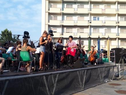 VENARIA - «Festa della Musica»: grande successo per ledizione 2018 - LE FOTO