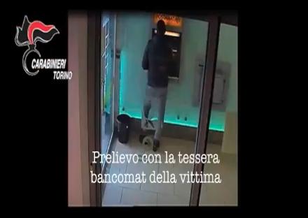 RIVOLI - Chiedono informazioni a donne sole o anziane e le derubano della borsetta - IL VIDEO