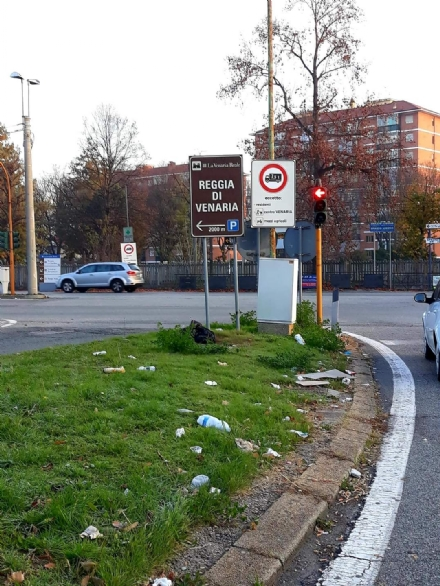 VENARIA - Sponsor privati per la manutenzione e valorizzazione di aree verdi, parchi e rotatorie della città