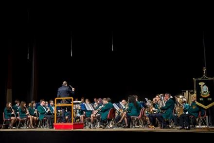VENARIA - Un week-end di festa per il corpo musicale Giuseppe Verdi