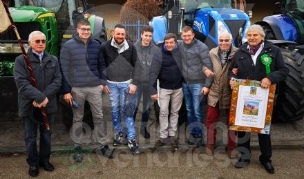 VENARIA - Domattina la festa di SantAntonio Abate, patrono di agricoltori, allevatori e animali
