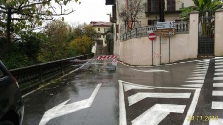 MALTEMPO - Fine delle piogge, cala lallerta: venti sfollati a Pianezza a causa della frana