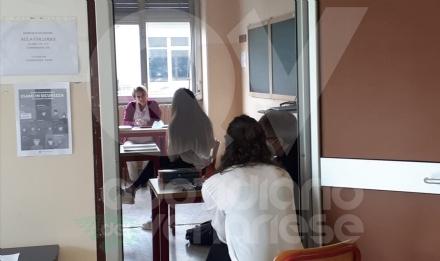 VENARIA - I neo diplomati delle sezioni A e B del liceo Juvarra - FOTO