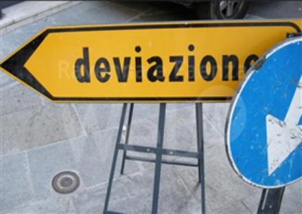 MAPPANO - Partono i lavori in via Reisina: disagi in vista da lunedì 5 novembre