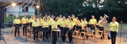 DRUENTO/VALLO - Le bande di Druento e Vallo per il «Concerto dEstate»