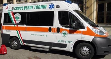BORGARO - Studente investito da unauto mentre attraversava la strada