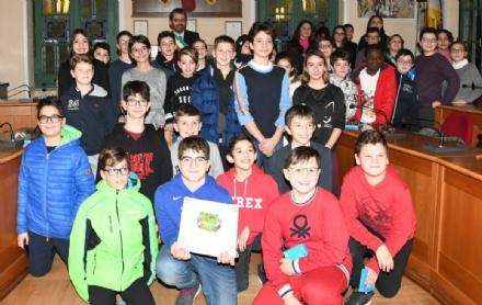 VENARIA - Si è presentato alla città il nuovo consiglio comunale delle ragazze e dei ragazzi