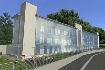 RIVOLI - Nel 2022 lex mensa Elcat ospiterà le sedi del Centro di Salute Mentale e del SerD