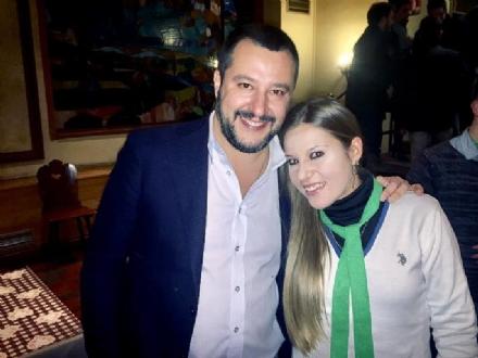 RIVOLI - «Io sto con Salvini»: la raccolta firme della Lega a difesa del suo Ministro