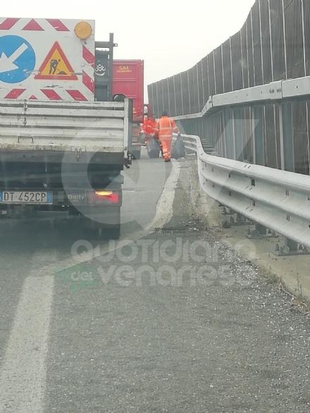 PIANEZZA-ALPIGNANO - Lotta allabbandono dei rifiuti: tolte 4 tonnellate dalla sp24