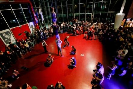VENARIA - Il circo protagonista al Teatro Concordia grazie a «Citè».