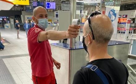 CASELLE - Convenzione rinnovata tra Aeroporto e Croce Rossa per la sicurezza dei passeggeri